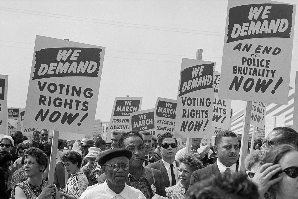 A Civil Rights March